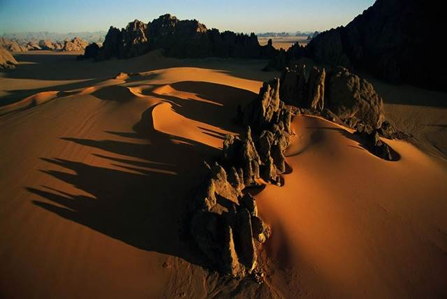 Lembah Karnasai di Chad