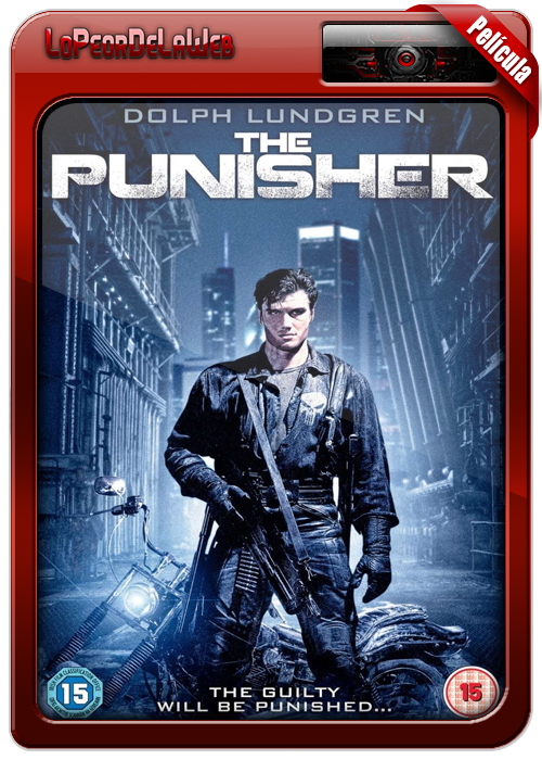 The Punisher (1989) | Vengador 1080p Dual Mega