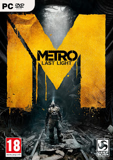 metro last light box art pc europe Metro: Last Light   Release Dates & Box Art