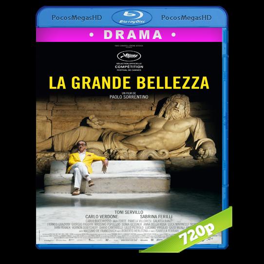 La gran belleza (2013) BrRip 720p Italiano AC3 5.1+subs