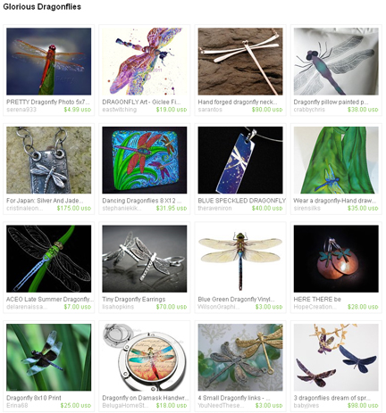 dragonfly art photos jewelry accessories by artists on Etsy