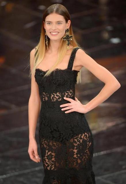 Bianca Balti Sanremo