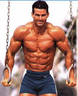 Bill Davey Bodybuilder