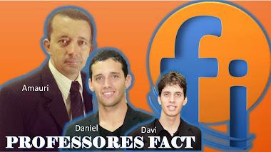 NOSSOS PROFESSORES