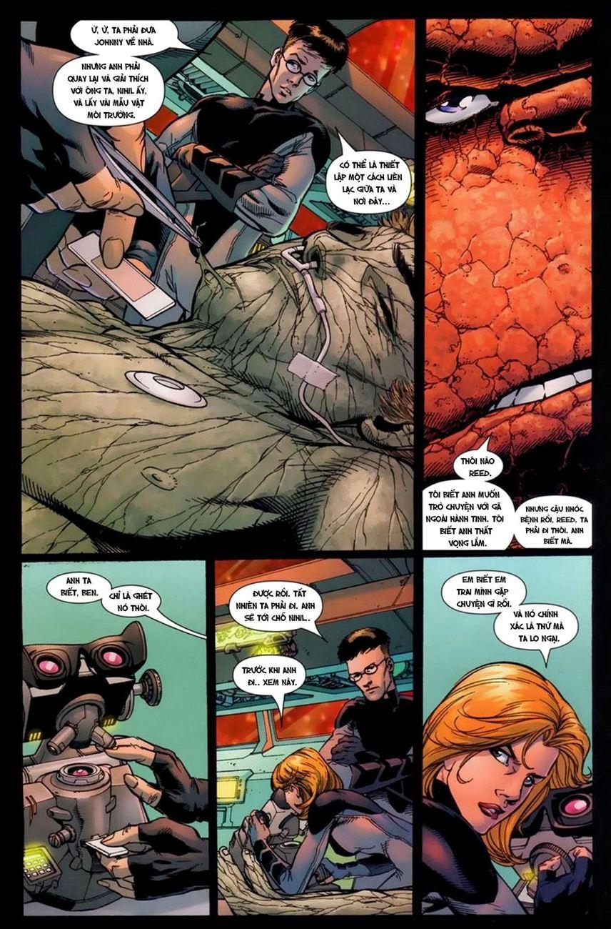 Ultimate Fantastic Four chap 16 - Trang 15