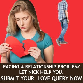Submit your love queries here