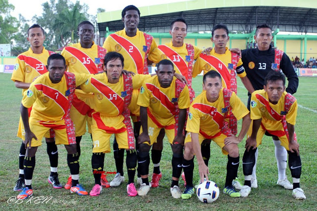 Skuad Persisko Tanjung Jabung Barat 2013 Divisi Utama