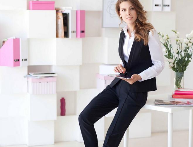 Стильная Офисная Одежда Для Женщин Доставка