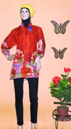 Baju Muslimah Atasan BK0415