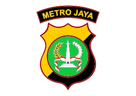 Polda Metro Jaya Logo Vector download free