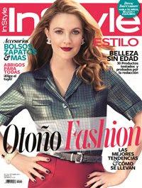 Revista InStyle octubre 2013