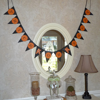 Halloween Party Banner