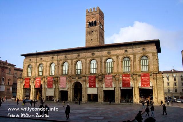 Palazzo Accursio - Bologna