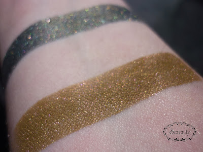 Notoriously Morbid Halloween Swatches