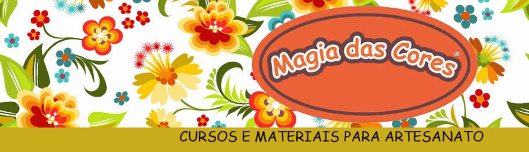 Magia das Cores