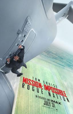 Cartel Misión Imposible 5