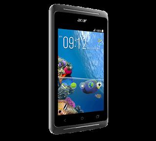 Acer Liquid Z205, Android Harga 700 Ribu-an Dengan RAM Sebesar 1 GB
