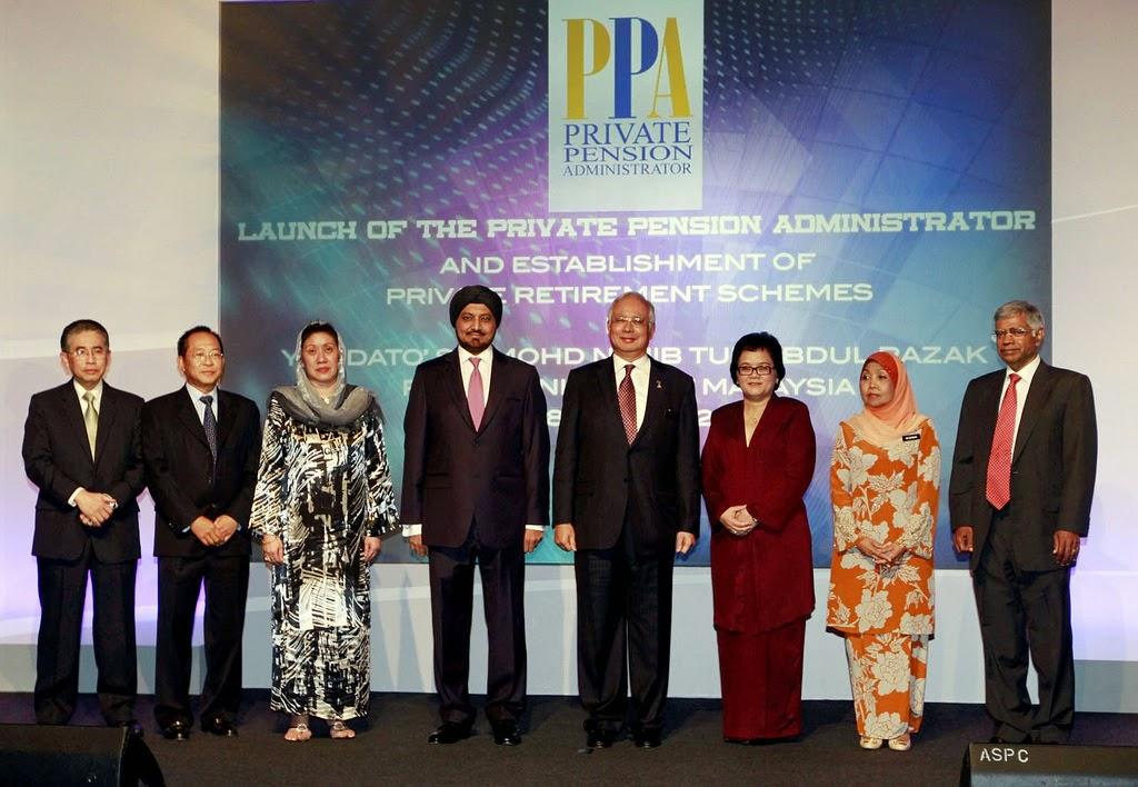Skim Persaraan Pencen Swasta Malaysia