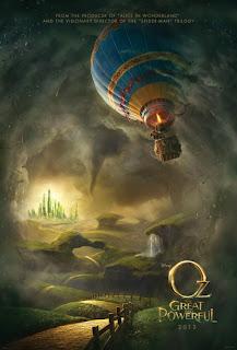 Lạc Vào Xứ Oz Vĩ Đại Và Quyền Năng - Oz The Great And Powerful (2013)