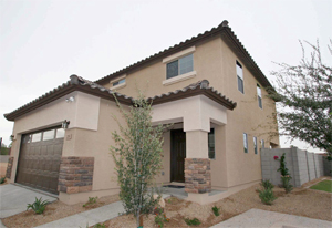 Phoenix new homes
