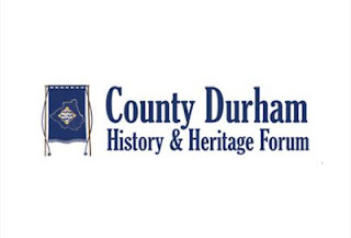 County Durham History and Heritage Forum logo