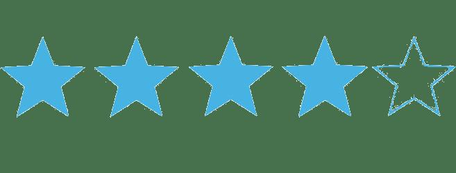 Rating: 4 Stars