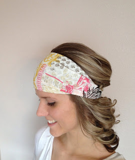 Style Athletics Etsy Workout Fitness Items Lily West Headband