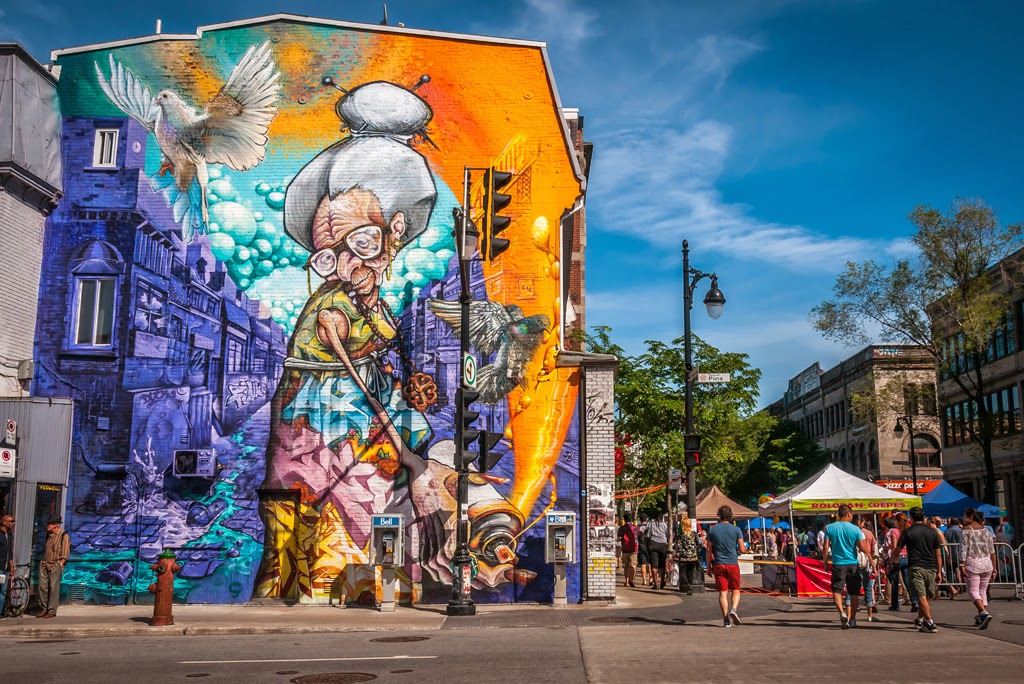 Murmure visible mural festival 2014 festival d 39 art for Air climatise mural montreal