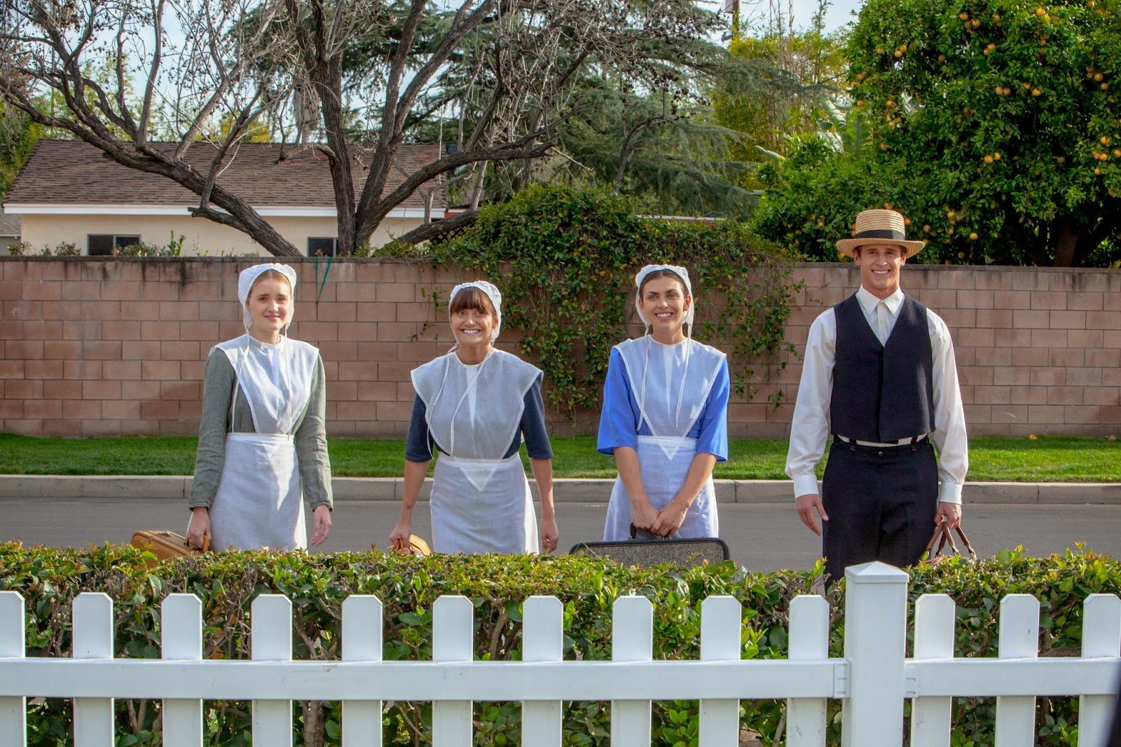 The amish of Expecting Amish