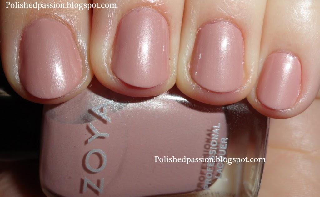 Polished Passion  Zoya Pandora  563
