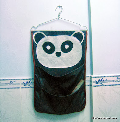 wall hanging bag