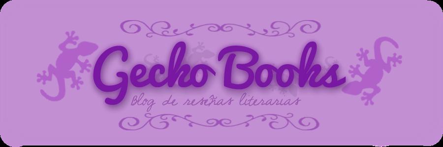 Gecko Books: blog de reseñas literarias
