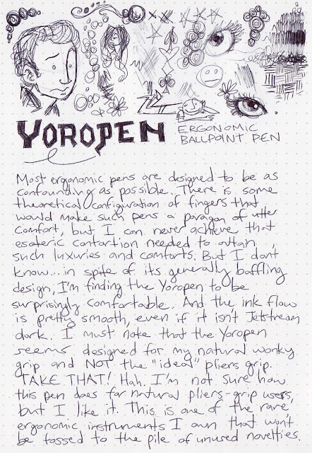 Yoropen Ballpoint Pen5