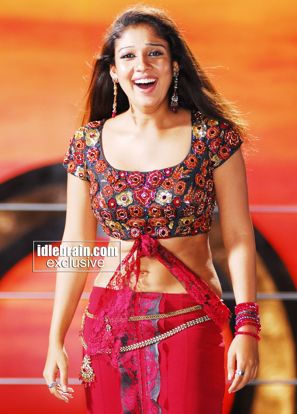nayanthara show her pussy