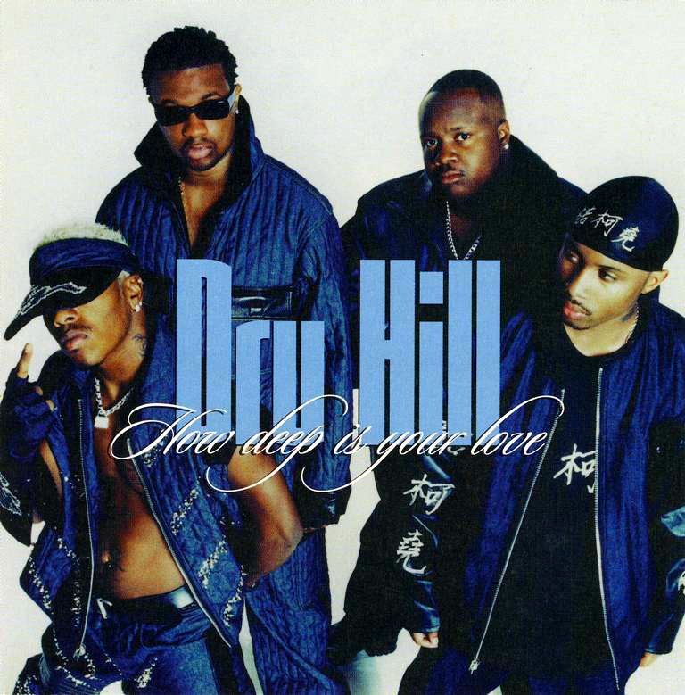 Buzzin': Back in the Day: Dru Hill - How Deep Is Your Love 1998