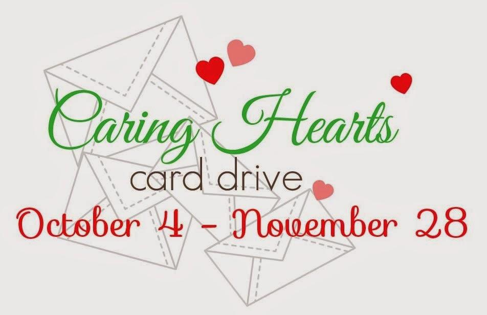 Caring Hearts Card Drive