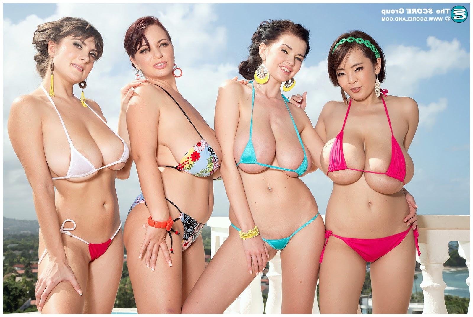 The Hitomi tanaka bikini porn