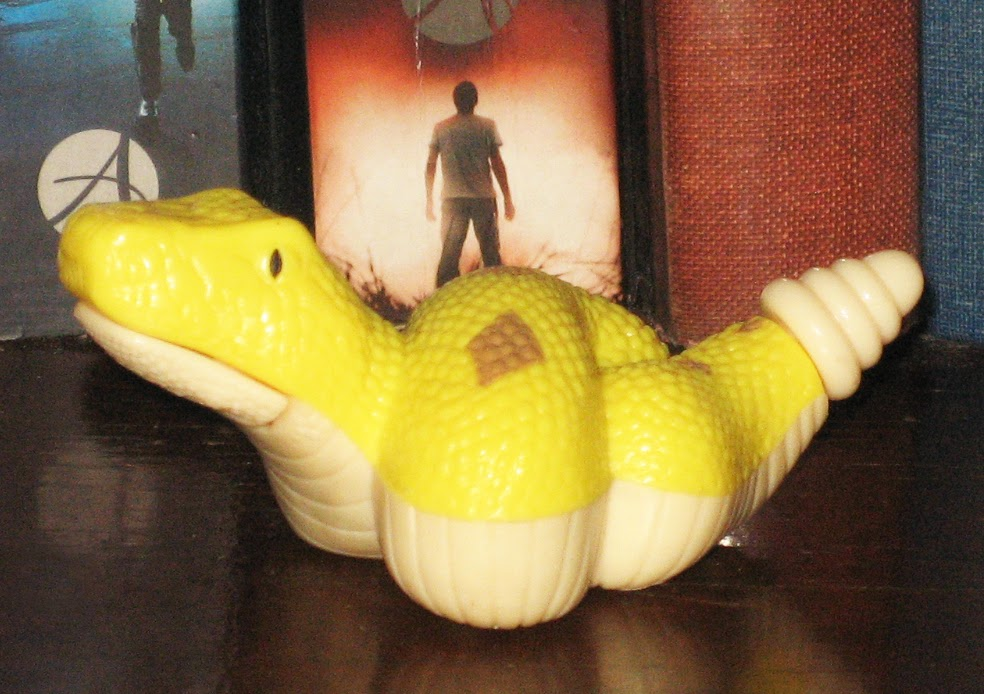 Snake Toys For Boys : Percy s fast food toy stories snake dangerous book for boys