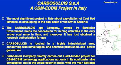 Fracking anche in Sardegna?