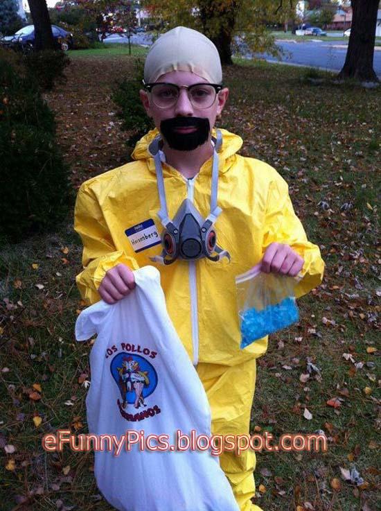 Heisenberg Cosplay (Breaking Bad)