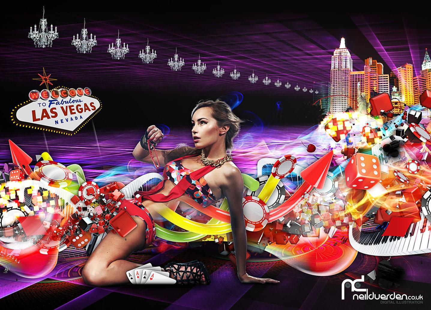 las vegas casino girls