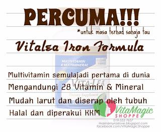Vitamin Percuma