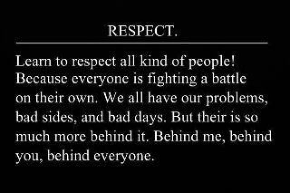 to respect all kind of people quote pic ~ Hindi Shayari - Love Shayari ...