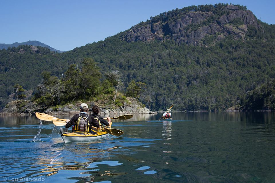 kayak in San Martin de los Andes - Non fishing activities