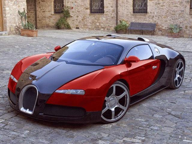 Inilah Supercar Yang antik dan mewah