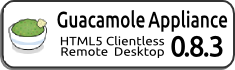 Guacamole Appliance 0.8.3 - Download