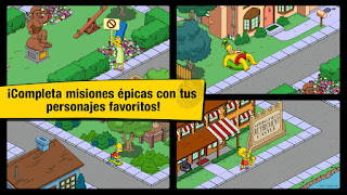09+Descargar+Los+Simpson+Springfield+The+Simpsons+Bart+Homer+Lisa