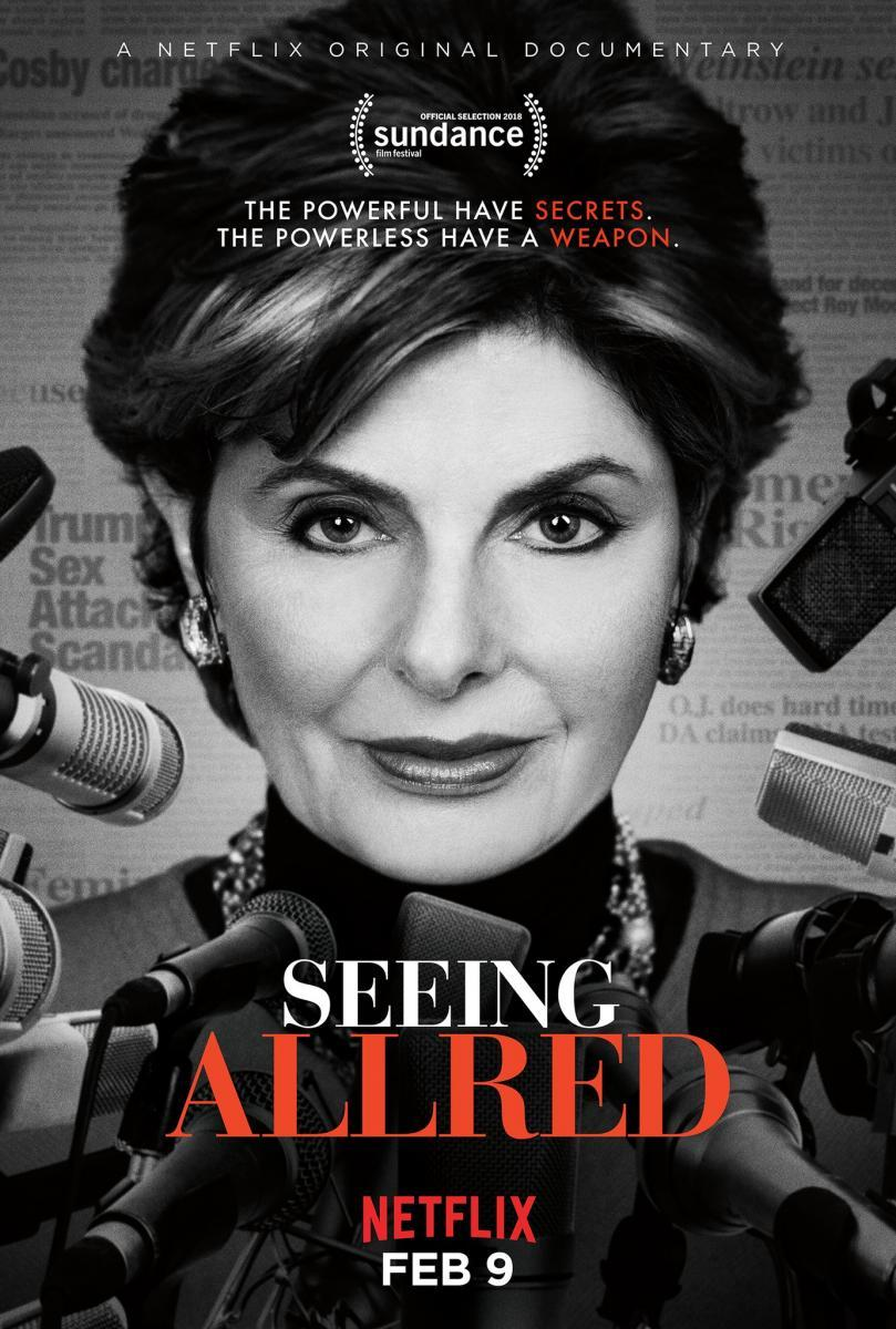 Seeing Allred Temporada 1