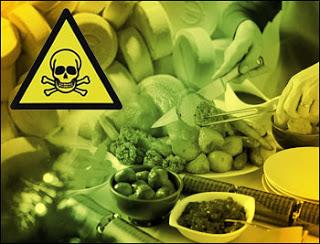 Νέα Καταγγελία Greenpeace - Eπικίνδυνα φυτοφάρμακα στο πιάτο μας