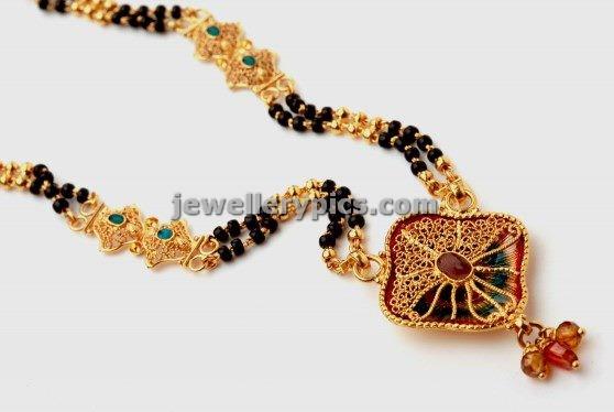 5 Impressive Mangalsutra Designs Latest Jewellery Designs
